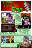5 Things You Didn't Know About: Spike by Rated-R-PonyStar