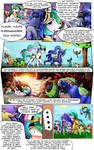 Two Sisters Go Camping Page 1