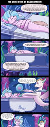 The Game Over Of Silverstream by Rated-R-PonyStar