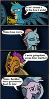 The Dark Labyrinth Page 1