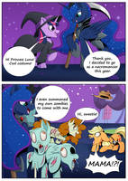 Halloween Comic 2018 by Rated-R-PonyStar