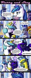 Flurry and Stag: Chapter 1 Page 11 by Rated-R-PonyStar