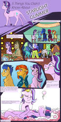 5 Things You Didn't Know About: Starlight Glimmer by Rated-R-PonyStar