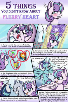 5 Things You Never Knew About: Flurry Heart