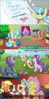 5 Things You Didn't Know About: Coco Pommel