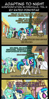 Adapting To Night: Konfrontation in Ponyville 2