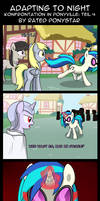 Adapting To Night: Konfrontation in Ponyville 4