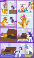 Detention With Rarity