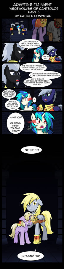 AtN: Werewolves of Canterlot Page 3