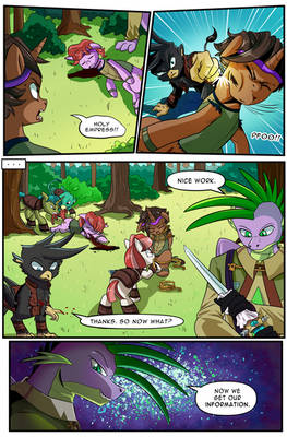 Revolution of Harmony: Chapter 1 Page 50