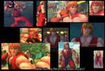 HD KEN ULTRA STREET FIGHTER IV HD REMIX