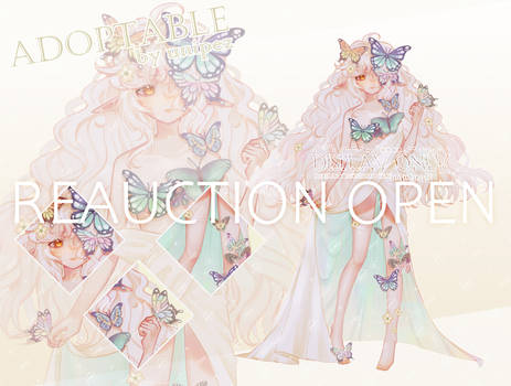 [CLOSED] Adoptable auction #10 Amber