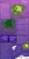 A.E. Bestiary: Dragon, Part 1