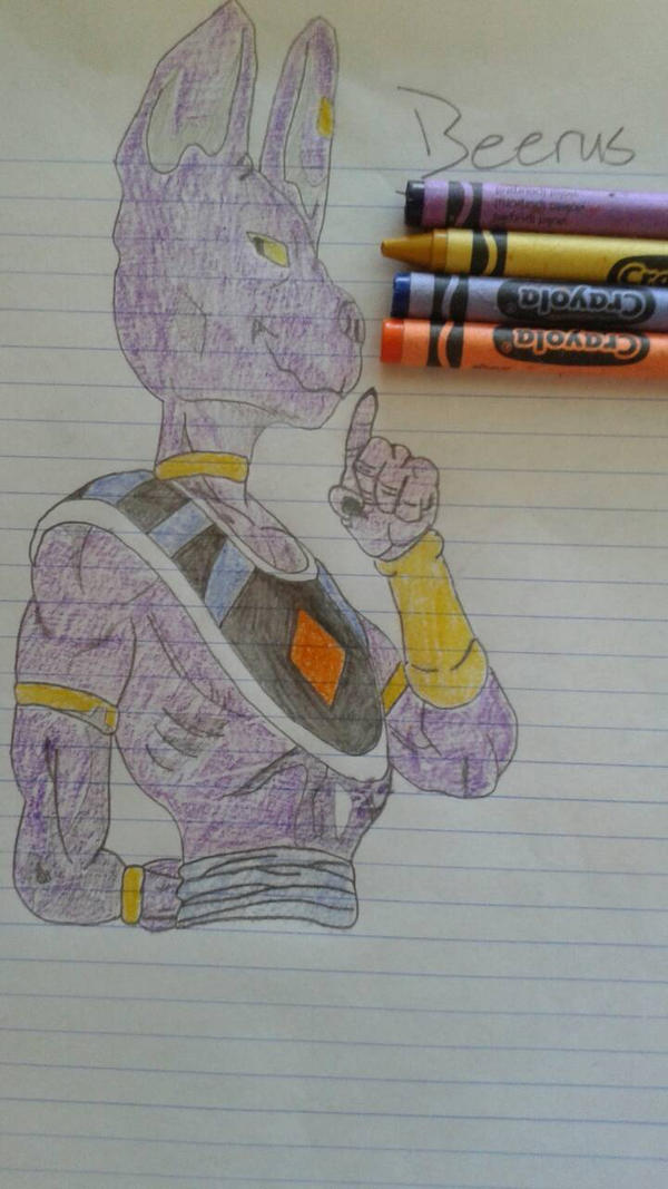 Lord Beerus by DemonDamon97