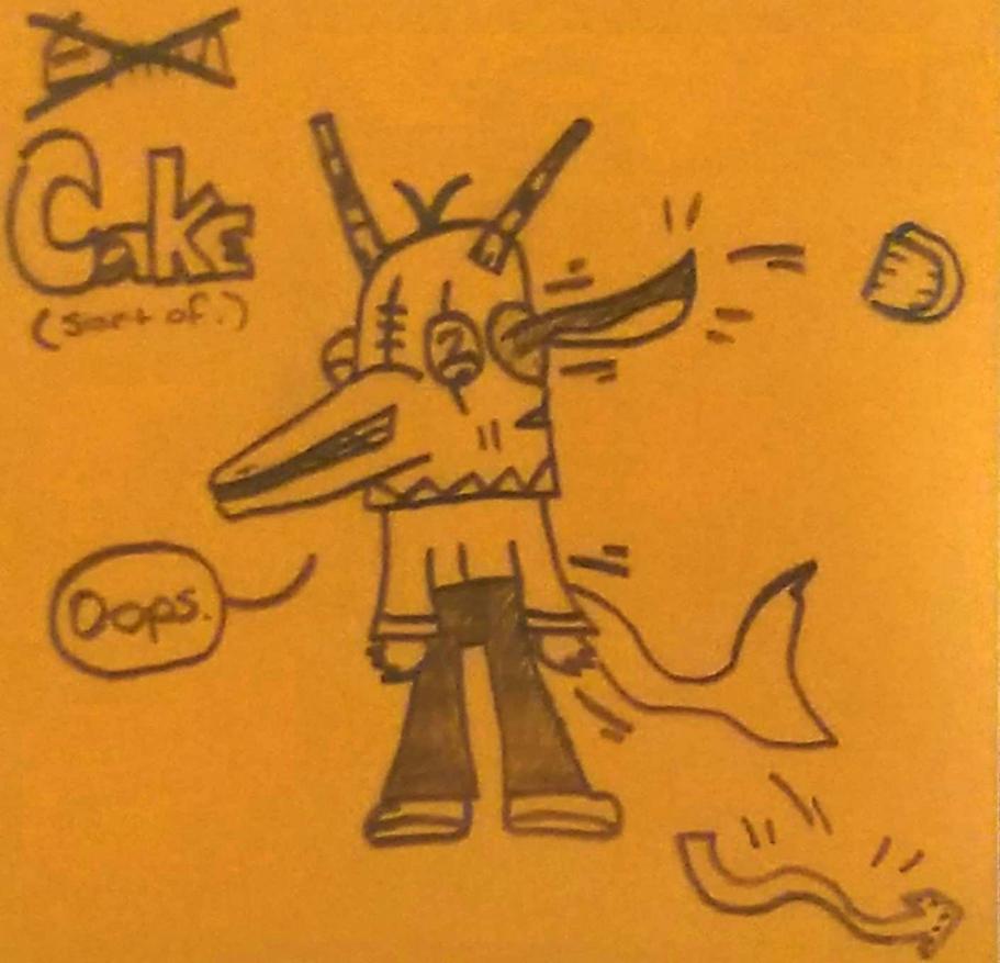 Lil' Cosplay Bunny-Shark by DemonDamon97
