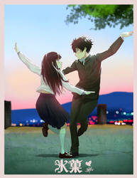 [Hyouka x La La Land] Happy Valentines!