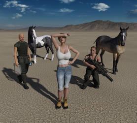 Prehistoric Journey 01 by daniel3gp