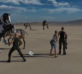 Prehistoric Journey 02 by daniel3gp
