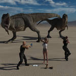 Prehistoric Journey 03 by daniel3gp