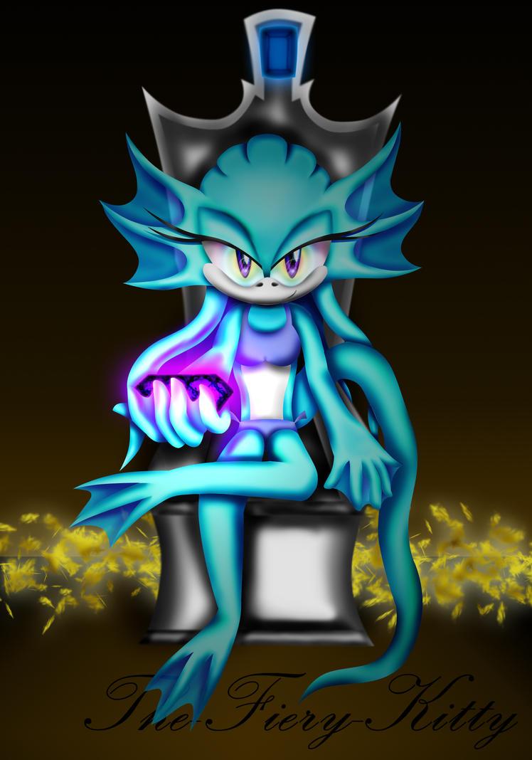 I Heard You Wanted My Emerald? by Blaze-Fiery-Kitty