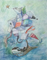 Of The Sea by Kiwikku