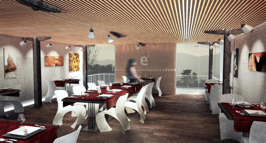 e2 Restaurant by gg31hh