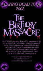 Flyer Submission 7 by birthdaymassacre
