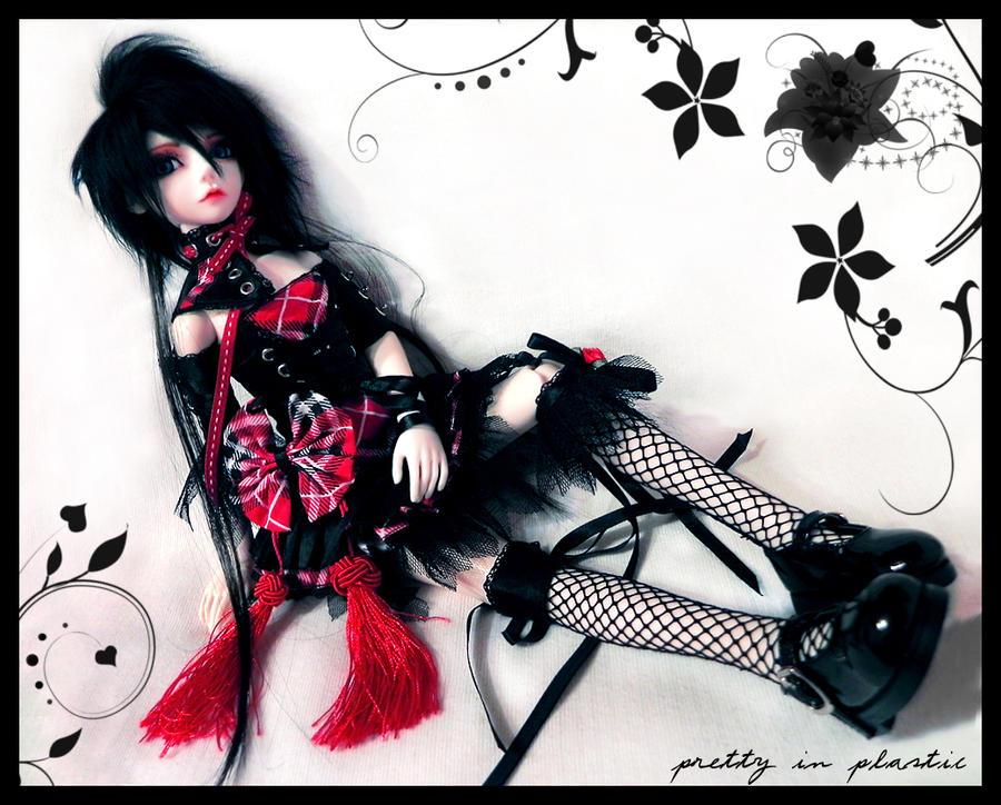 Acid Black Cherry :06: by prettyinplastic