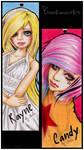 BJD bookmarks