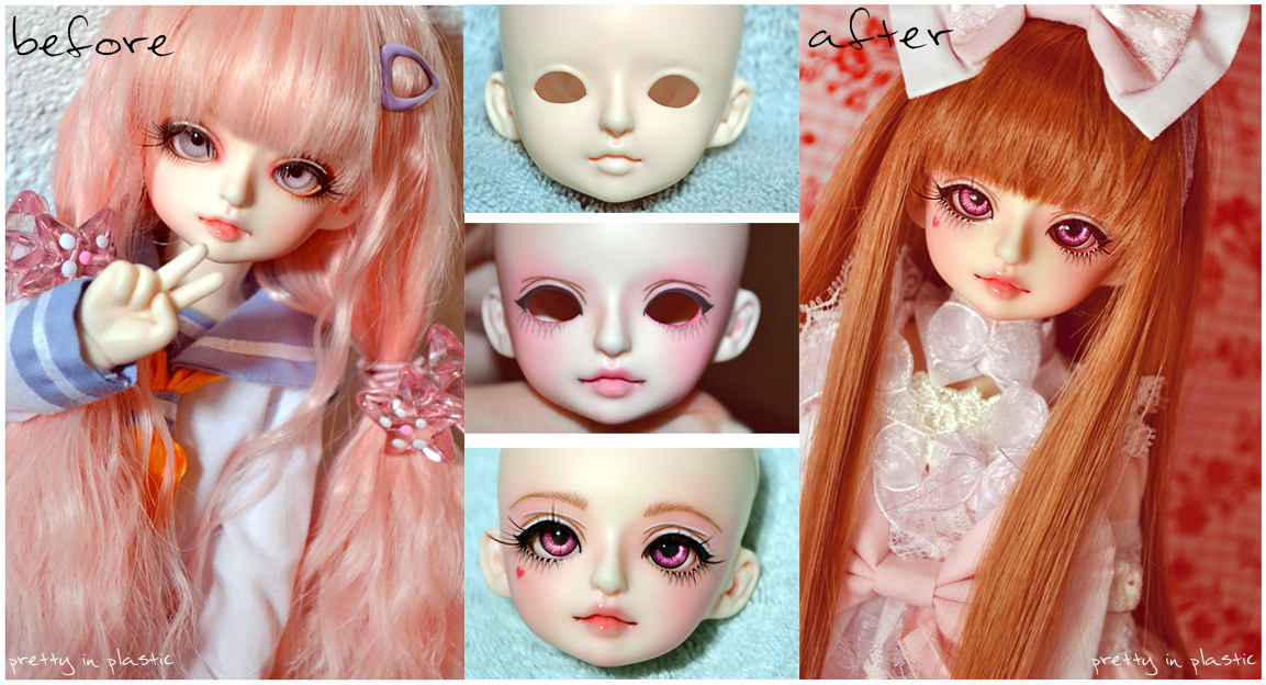 Face-up: Chiyo no. 02 by prettyinplastic