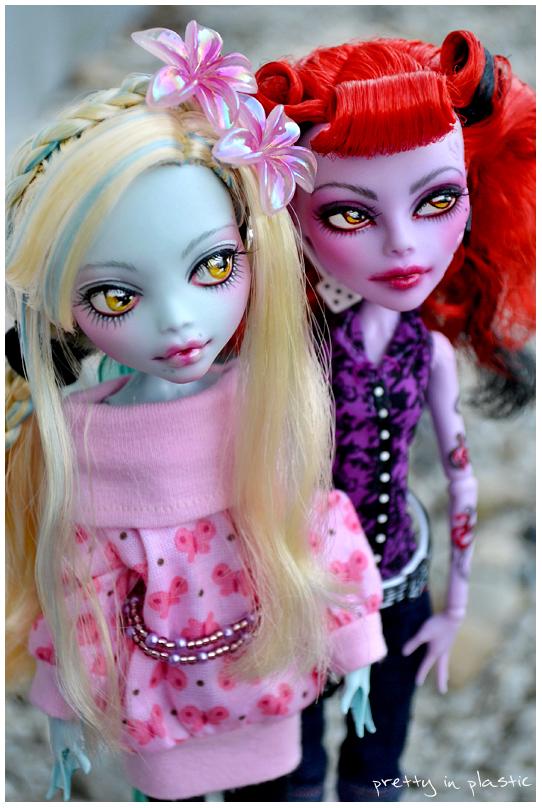 Loona + Marilyn by prettyinplastic