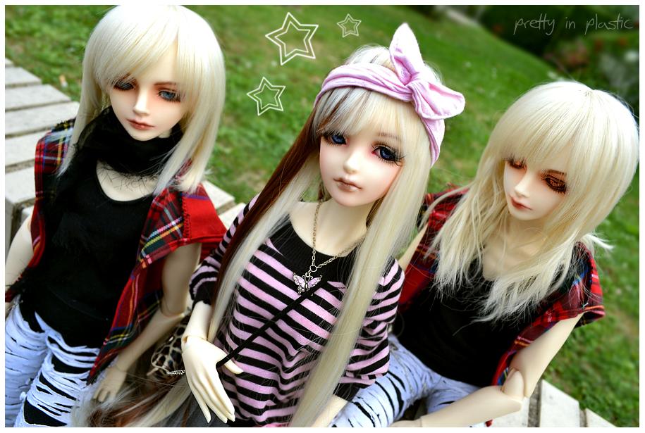 Crobi trio by prettyinplastic