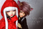 Red Riding Hood and the Wolf - 01