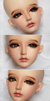 Face-up: Bambi by prettyinplastic