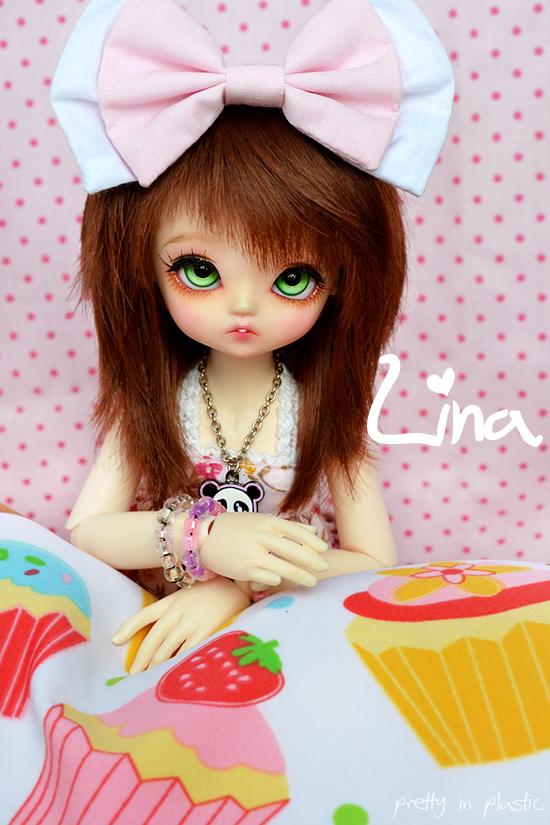 Lina ::01:: by prettyinplastic
