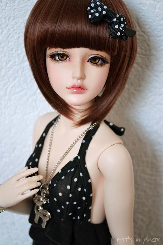 pretty brown eyes ::01:: by prettyinplastic