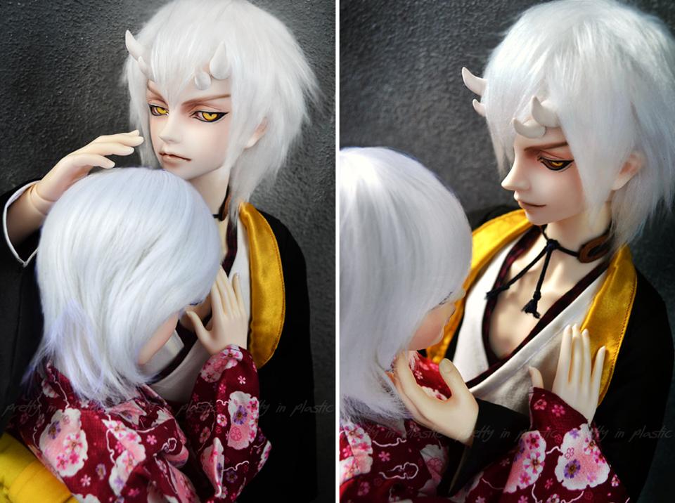 you belong to me, Chizuru! by prettyinplastic
