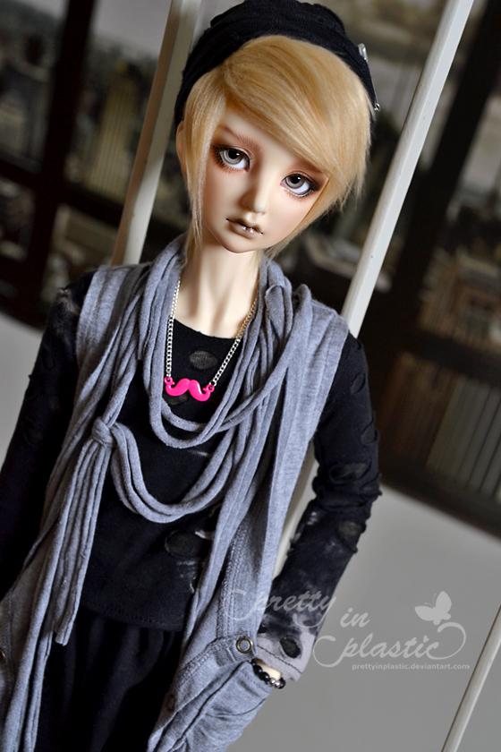 hello I'm Rin x3 by prettyinplastic