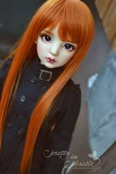 hello redhead~