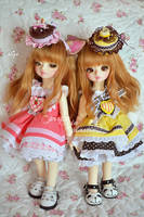new dresses for the girls x3 by prettyinplastic