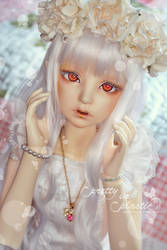 white snake princess