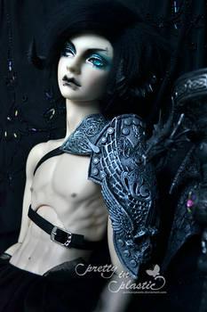 sad demon prince