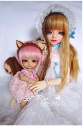 Risu-chan and Honey