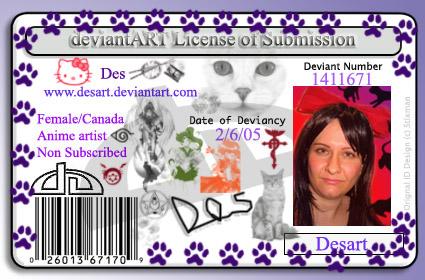 Desart's Profile Picture