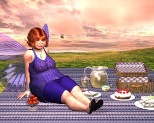 June Fairy by Maehem