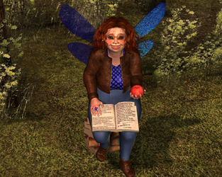 September Fairy by Maehem