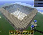 Minecraft Basketball finshed