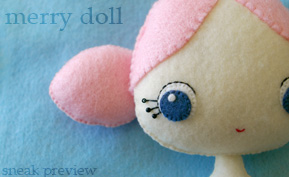 Merry Doll sneak preview by mymlansdotter