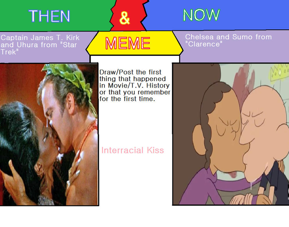 from Edison interracial dating then and now