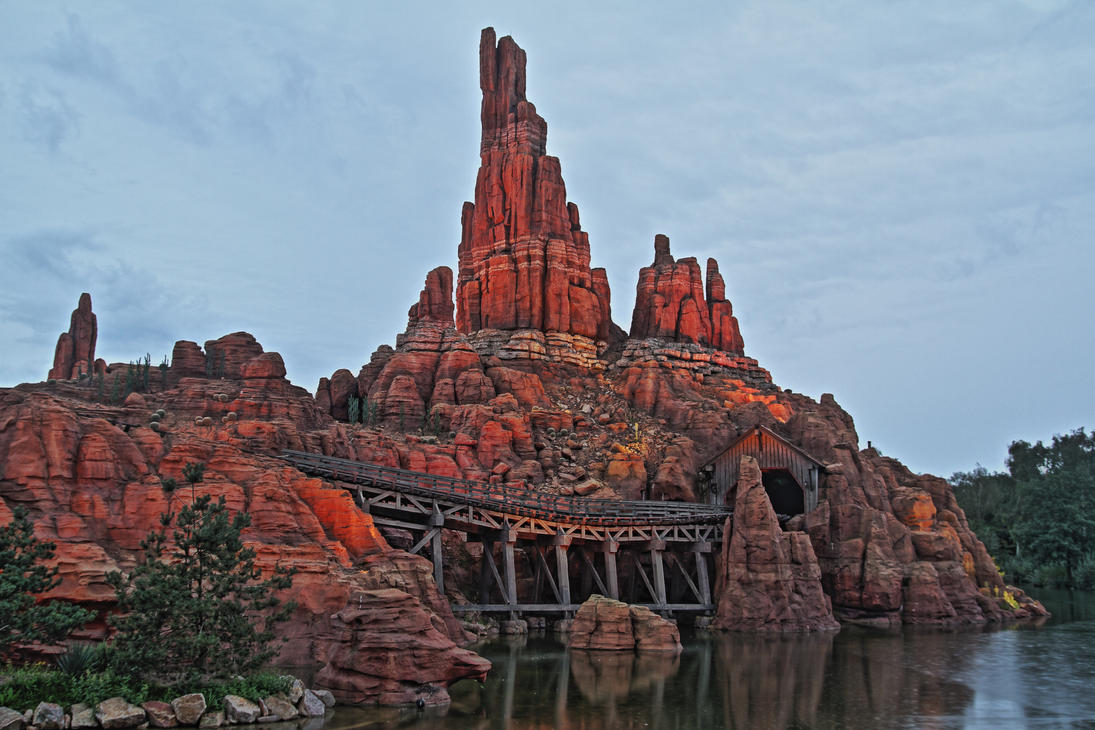 Big Thunder Mountain #2 by Corvin0